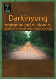 Darkinyung grammar and dictionary cover